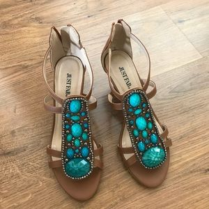 Shoes, size 8 from JustFab